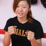 横浜キックボクシングジム TSKjapan 千葉春香 選手