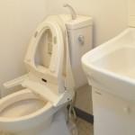 横浜キックボクシングジム TSKjapan トイレ